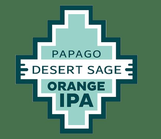 PAPAGO DESERT SAGE ORANGE IPA