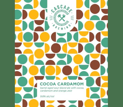 CASCADE COCOA CARDAMON SOURALE B/A