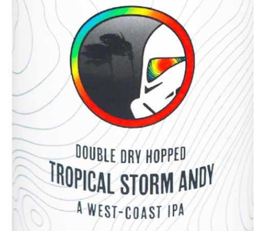 DRAGOON TROPICAL STORM ANDY
