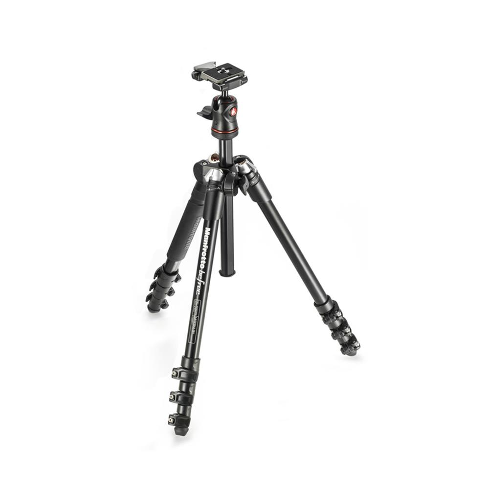 MANFROTTO BEFREE TRAVEL TRIPOD W/BH +BAG MKBFRA4-BH