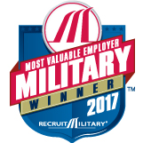 Jobs that hire military