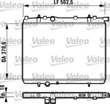Radiador, refrigeración del motor PEUGEOT 206 SW SW 2.0 i
