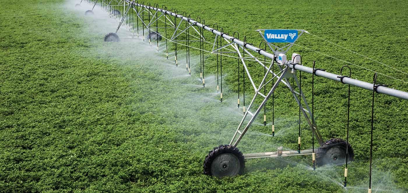 Resultado de imagem para irrigação valmont