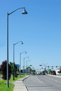 Valmont Structures Canada Decorative Light Poles and Lamp ...