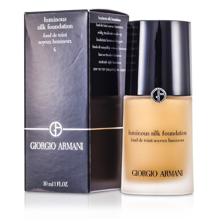 Giorgio Armani Luminous Silk Foundation   6 Golden
