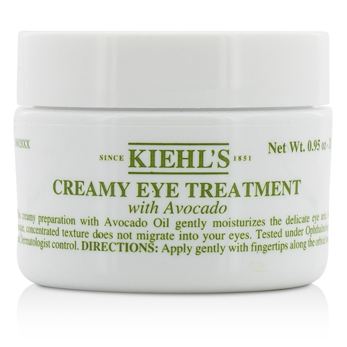 Kiehls Creamy Eye Treatment With Avocado Fresh