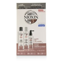 Nioxin 3D Care System Kit 3 - For Colored Hair, Light ...