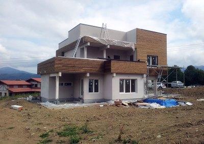 Proyecto vivienda unifamiliar en Basozabal
