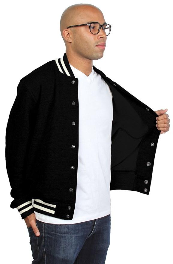 custom tsm jacket logo