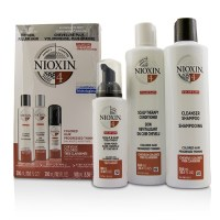 Nioxin 3D Care System Kit 4 - For Colored Hair, Progressed ...