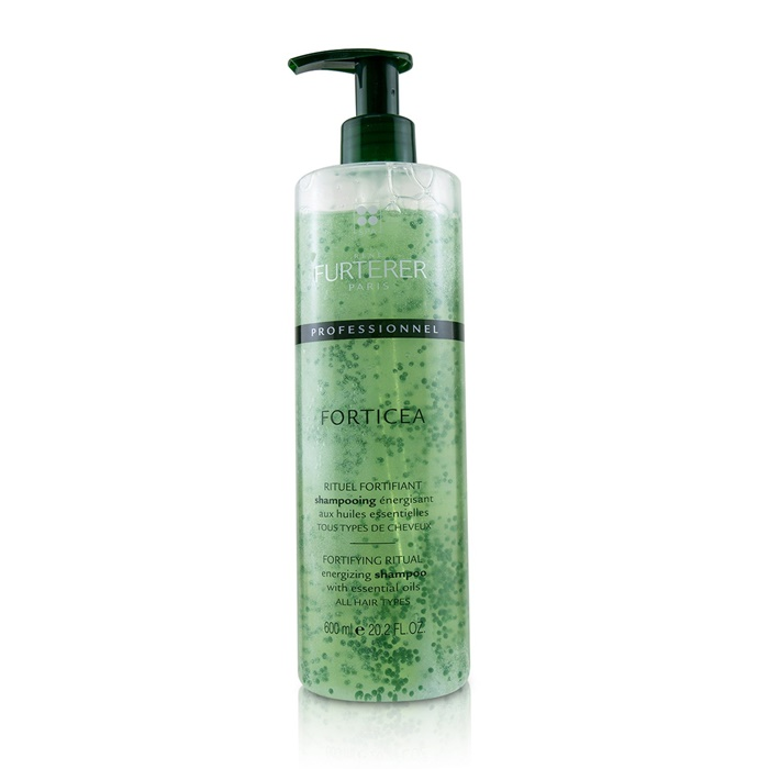 Rene Furterer Forticea Fortifying Ritual Energizing Shampoo - All Hair Types (Salon Product) | The Beauty Club™ | Shop Hair Care