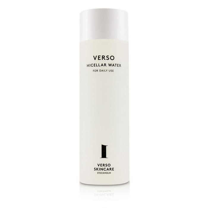 VERSO Micellar Water | The Beauty Club™ | Shop Skincare