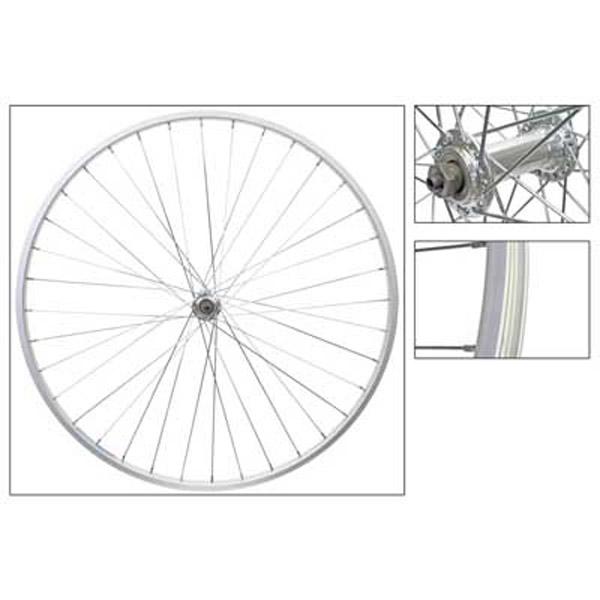 Wheel Front 700c Weinmann AS23x Silver SFQR Silver 14UCP