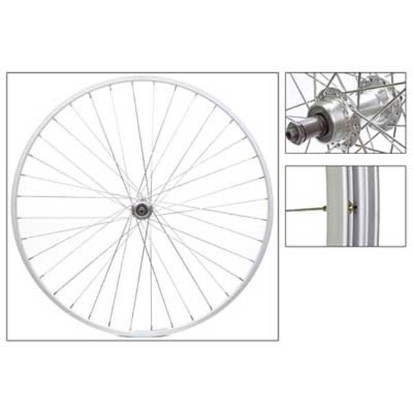 Wheel Rear 700c Weinmann AS23x Silver SFQR Silver 2.0SS