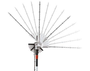 Makita EN4951SH 25.4cc Articulating Short Hedge Trimmer