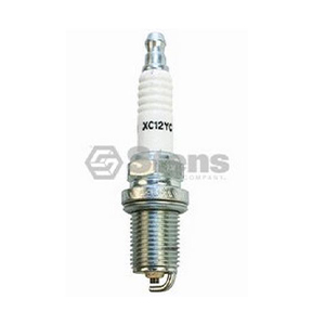 Stens 130055 Champion Spark Plug Replaces Briggs and