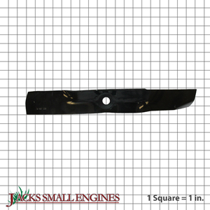 Stens 330489 Medium Lift Blade Replaces John Deere M143520