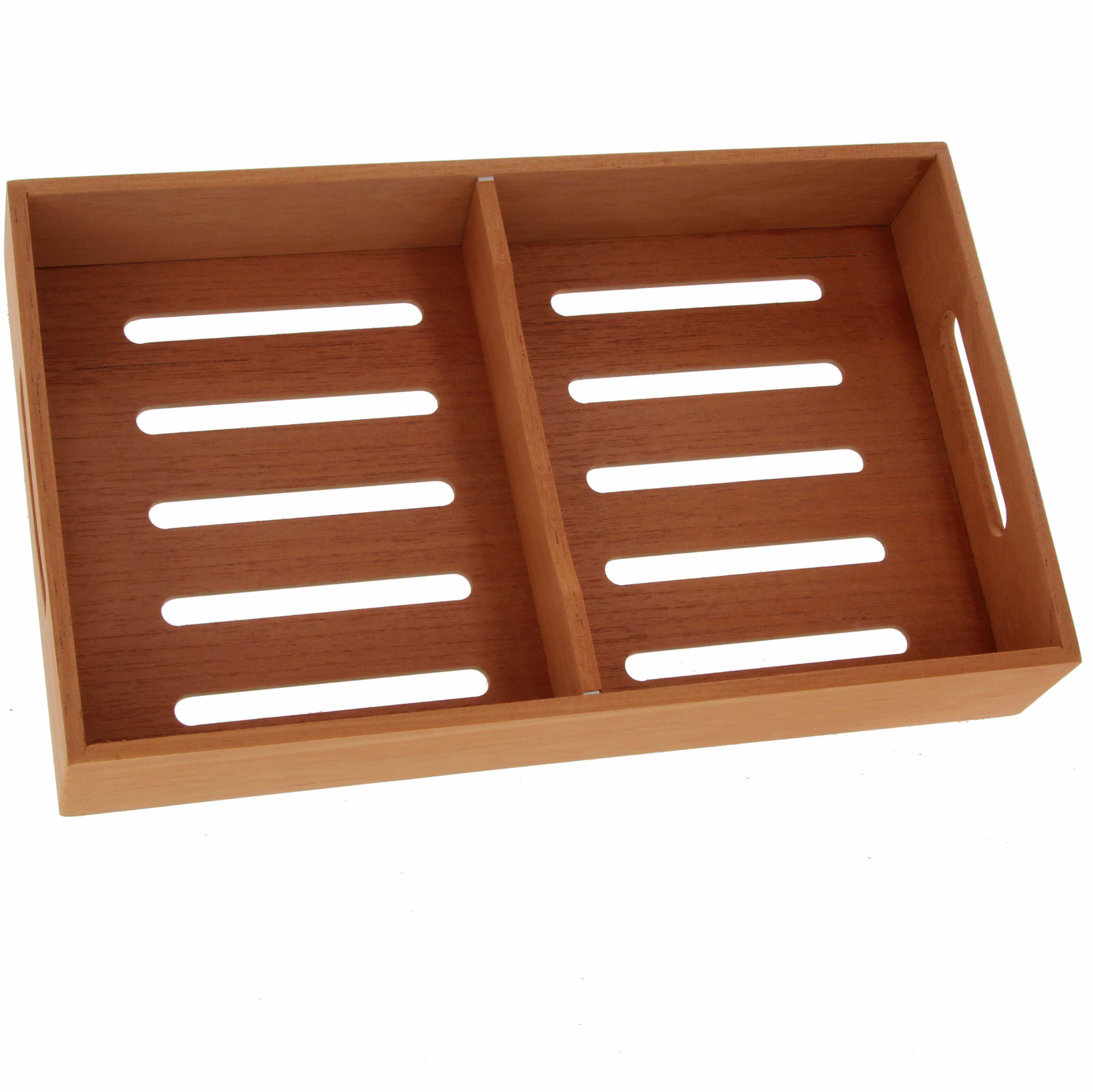spanish cedar tray humi