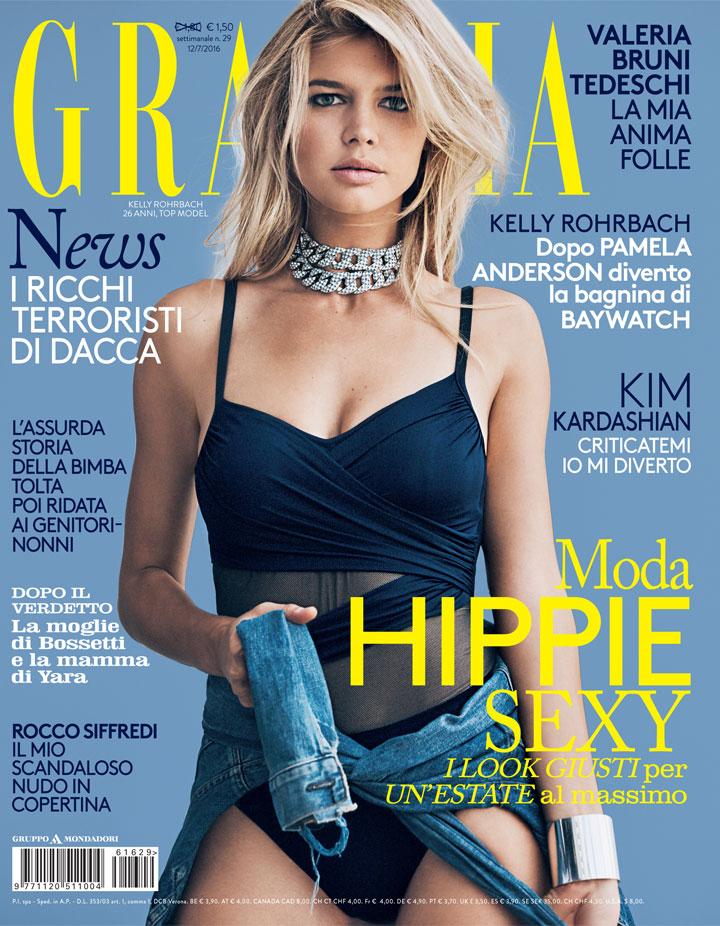 Fall In Paris Wallpaper Kelly Rohrbach Grazia Img Models