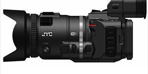 JVC lance une nouvelle caméra pour le coaching.