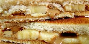 Peanut Butter ou Bananes - ce qui est mieux pour le carburant sur le parcours?