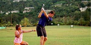 Amélioration de la Ground Up: Comment la fonction de la cheville et du pied influencer votre swing