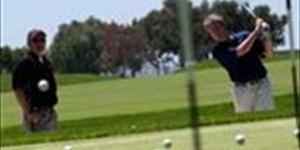 Comment évaluer un swing de golf - le droit chemin!