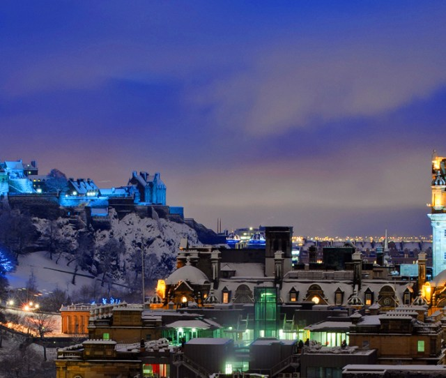 Christmas In Edinburgh Specially Created Holiday For Single Travellers