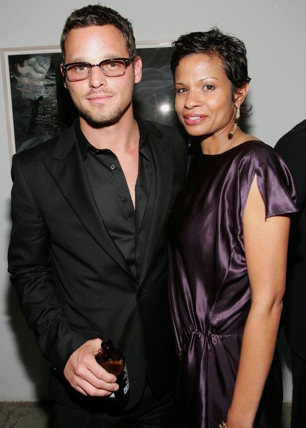 Justin Chambers And Wife Keisha