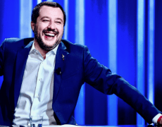"""Italian Deputy Prime Minister Salvini called on the ECB to """"guarantee"""" government debt"""