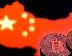 Bitcoin's sharp drop in price over the weekend (and continuing to today) is still about China