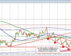 AUDUSD ticks to a new session low