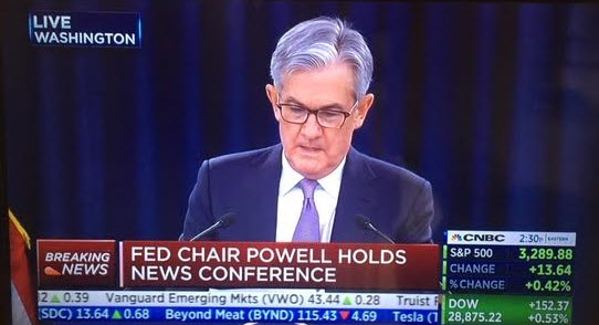 Fed's Powell