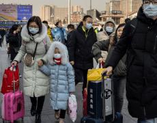 China reports 2,641 new coronavirus cases for 13 February