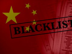US to add 33 Chinese firms, institutions to an economic blacklist