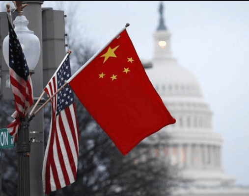 US Congress sanctions China human rights abuses