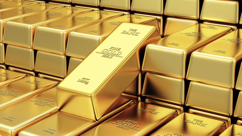The gold lobby group note outflows from gold-backed exchange-traded funds in Q1 of 2021