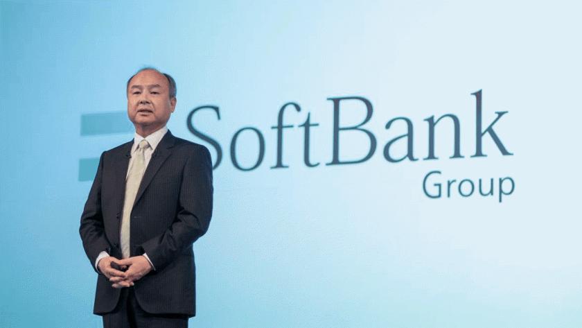 SoftBank up $4B
