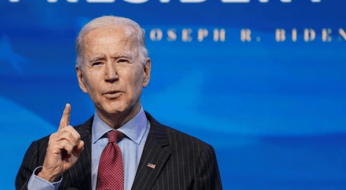 Biden urges Senate to pass legislation