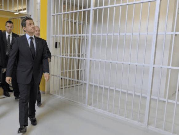 Sarkozy going to jail