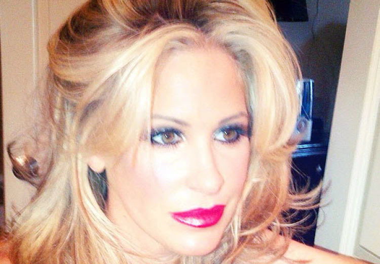 And Yet Another Hair Extensions Line Kim Zolciak Shows Off Her