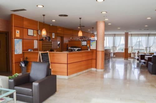 Hotel Urban Monte Blanco By Eurotels Cabana De Bergantinos
