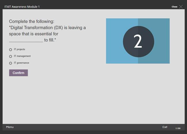Awareness: IT4IT™ Screenshot 6
