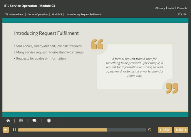 ITIL® Service Operation (SO) Screenshot 5