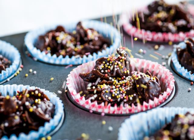 Chocolate Cornflakes Recipe  Kids Recipes  Great British Chefs