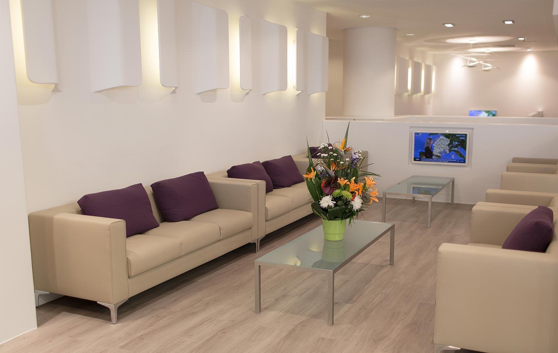 Salon privatif