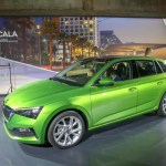 Skoda Scala World Premiere