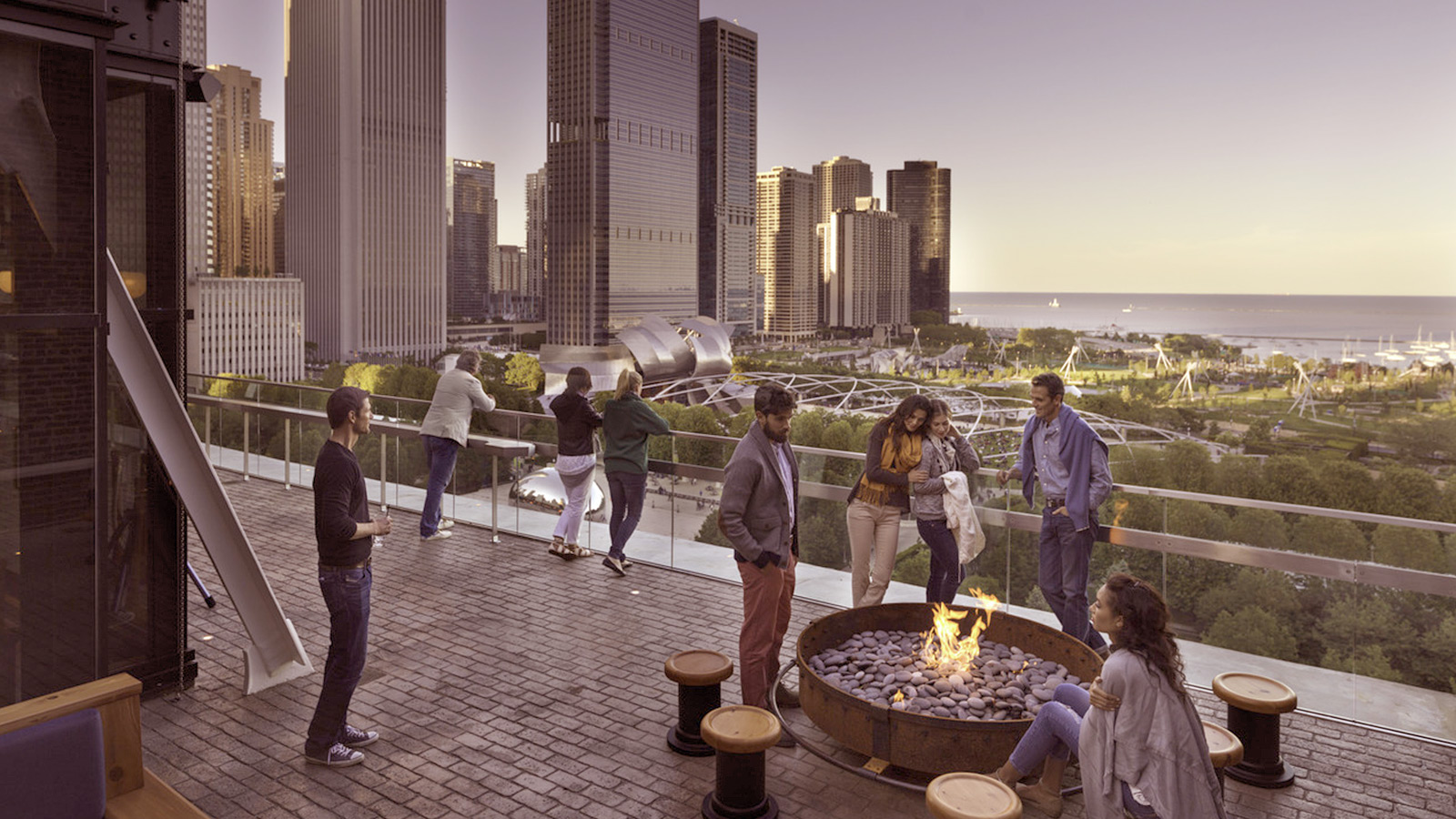 Hotels Millennium Park Chicago Athletic Association