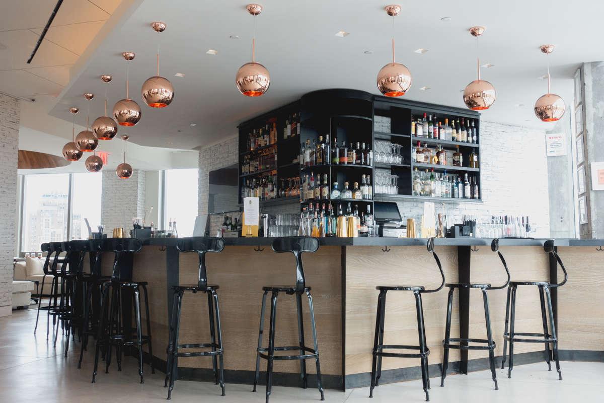 50 Bowery New York Rooftop Bar