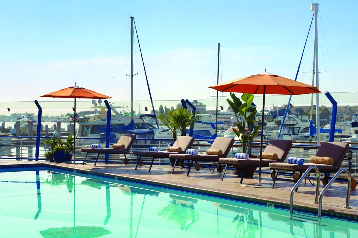 Waterfront Hotel Oakland